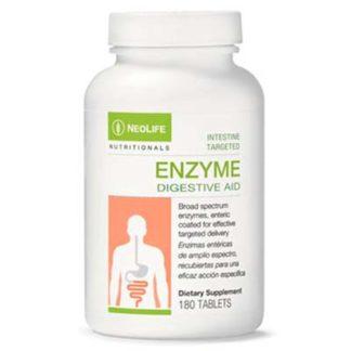 Flacon cu enzime digestive marca NeoLife GNLD
