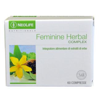 Cutie produs Feminine Herbal Complex marca GNLD NeoLife