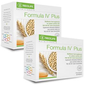 Exemplificare 2 cutii de Formula IV Plus