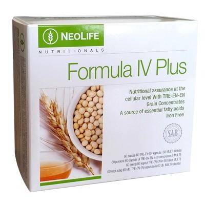 Cutie de Formula IV Plus, marca GNLD NeoLife