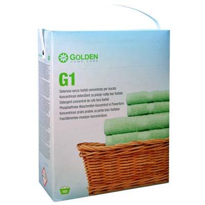 Foto detergent G1 5kg marca Golden GNLD