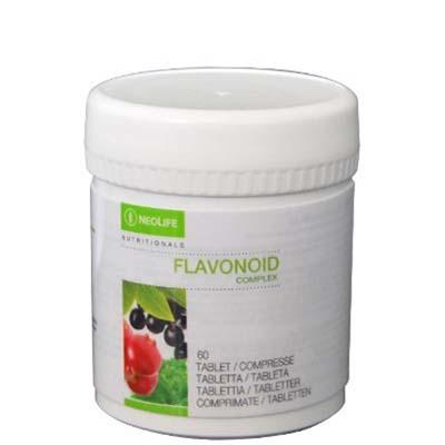 Cutie de Flavonoid Complex, firma NeoLife GNLD
