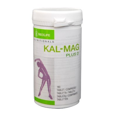 Imagine produs Kal-Mag marca GNLD NeoLife.