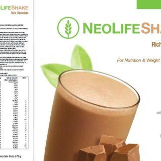 Imagine NeoLife Shake gust de ciocolata